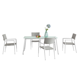 Wholesale Outdoor Garden Cafe Restaurant Dining Tables And Chairs