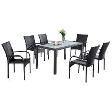 Bistro Indoor And Outdoor Garden Patio Furniture Dining Sets