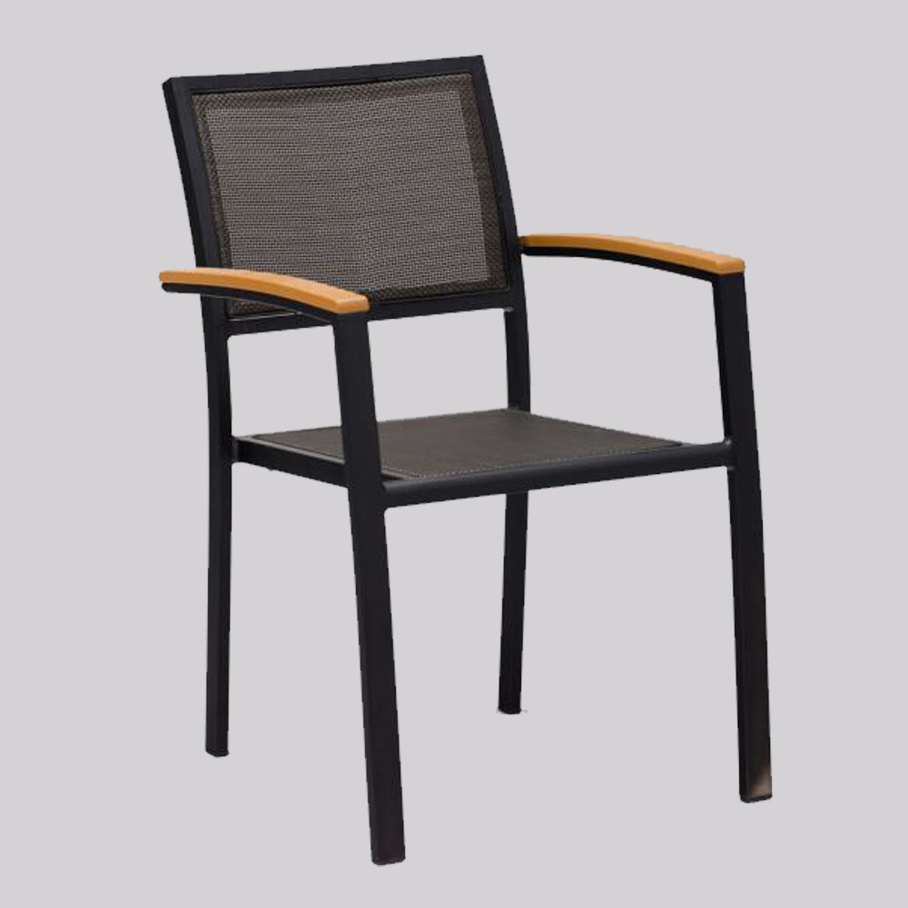 Modern Black Fabric Dining Room Chairs Design - Buy dining ...