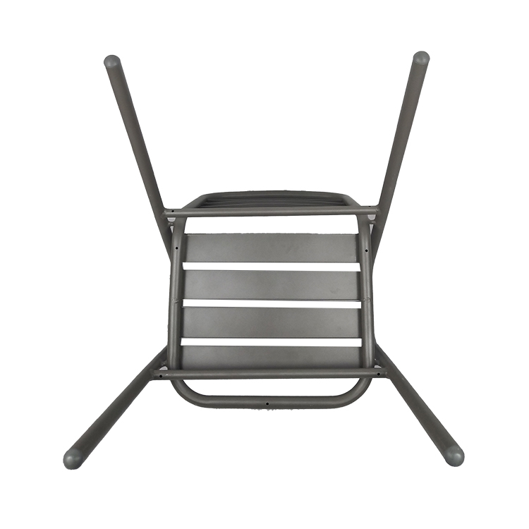 Outdoor New Design Garden For Sale Furniture Factory Aluminium Chair