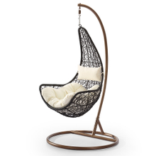 Garden Indoor Wicker Rattan Hanging Swing Chair