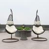 Garden Indoor Wicker Rattan Hanging Swing Chair