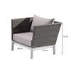 Outdoor Corner Sectional Rattan Sofa Set